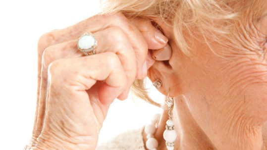 Hearing Loss Hearing Aid