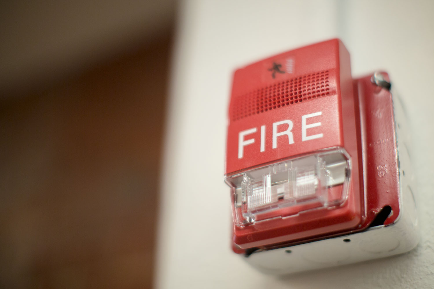 Hearing Loss Fire Alarm