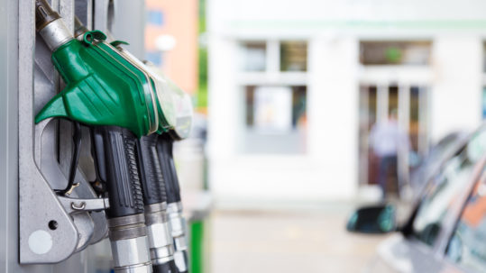 MyHailo, the easy way to hail for help at pump