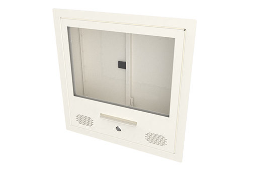 AVP-500-SQUARE Square Audio Vision Panel
