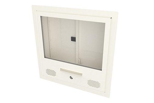 AVP-500-SQUARE Square Audio Vision Panel