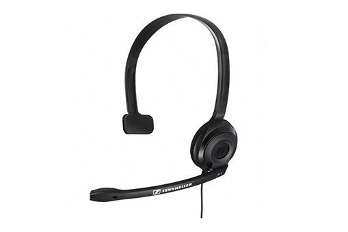 HEADSET-1EAR Sennheiser PC 2 Headset & Microphone