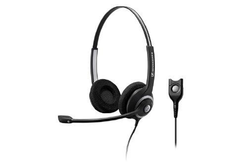 HEADSET-2EAR-RJ Sennheiser SC 260 Headset & Microphone