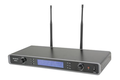 IL-AC-WM-2C-00 2 Channel Multi-Frequency Receiver