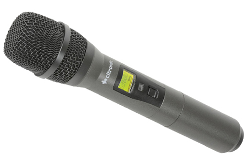 IL-AC-WM-HT-00 Handheld Microphone