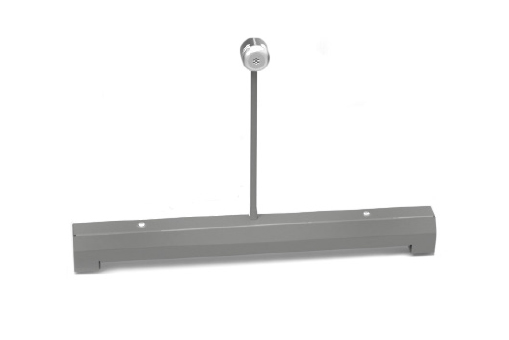 STS-B100-G Recessed Bridge Bar Unit
