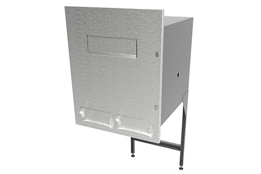 SS-DP-W-01 Front Opening Deposit Box
