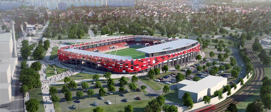 Budapest National Stadium