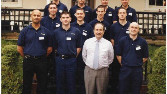 Contacta Engineering Team 2002